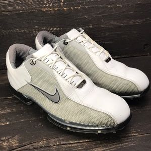 Nike Zoom Tiger Woods Golf Shoes Size 9.5